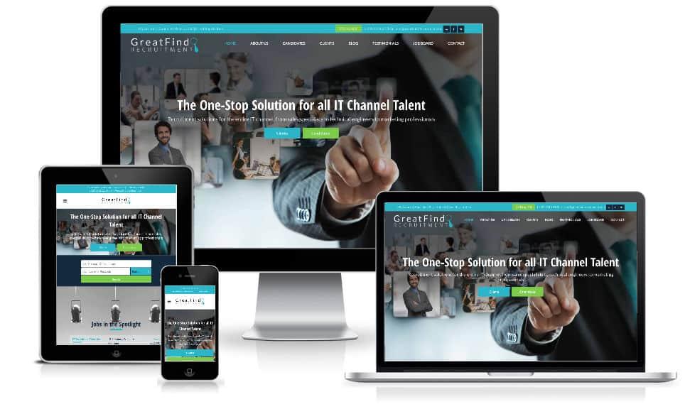 greatfind recruitment website