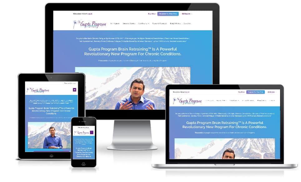 gupta program website